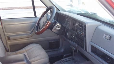 95 Jeep Interior by 95 Jeep Quot Wolfie Quot Sport Jeep Forum