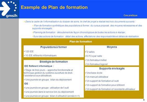 exemple de plan de formation ppt t 233 l 233 charger
