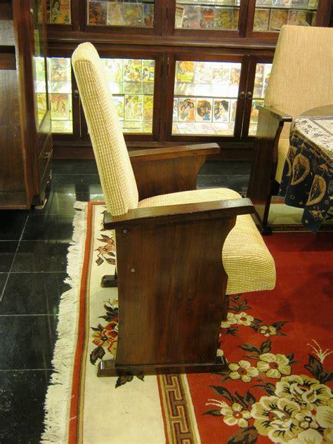 Kursi Untuk Bioskop toko barang antik dijual kursi antik ex bioskop