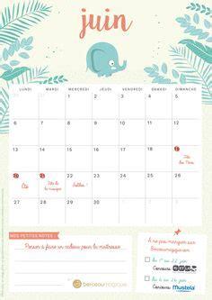 Calendrier 2017 Janvier à Juin Juin Calendrier Organisateur Mensuel 224 Imprimer Orange