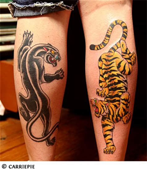 crawling panther tattoo panther tattoos black panther designs