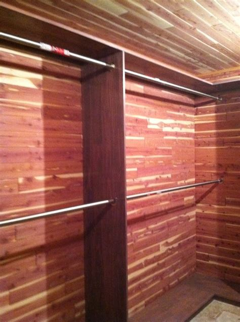 Cedar Wood For Closets by Cedar Closets