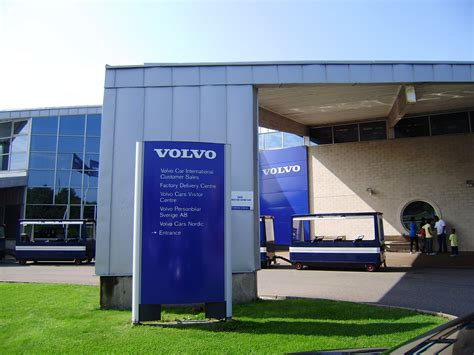 volvo truck factory sweden 301 moved permanently