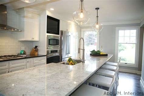 Charming Houzz Kitchens With White Cabinets #2: Transitional-kitchen.jpg