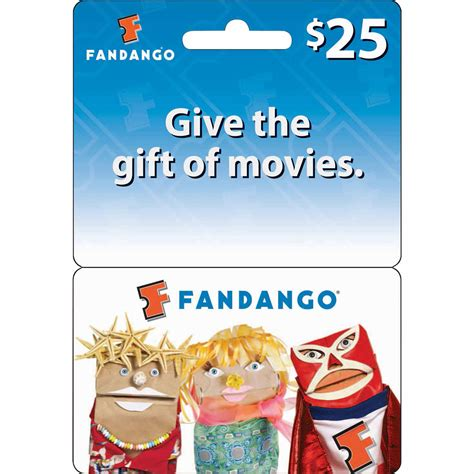 Can I Use Fandango Gift Card At Amc - fandango gift card used for food