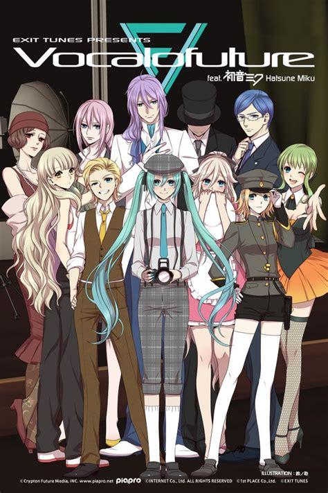 film anime vocaloid 50 best vocaloid images on pinterest hatsune miku miku
