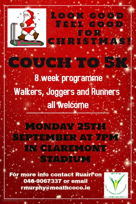 from the couch to 5km couch to 5km meath sports