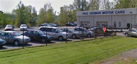 paul herman motors paul herman motor cars car dealership in buffalo ny 14216