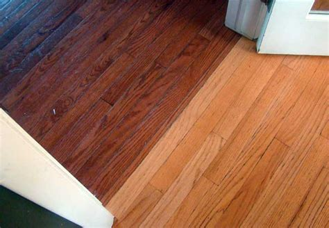 Refinishing Prefinished Hardwood Floors Can You Refinish Prefinished Hardwood Floors Home Flooring Ideas
