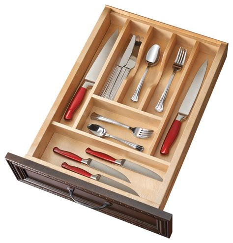 Kitchen Drawer Organization Products Rev A Shelf Cutlery Tray Insert 14 62