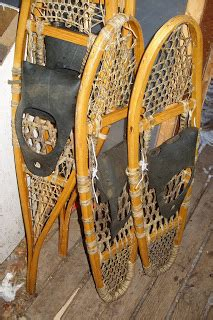 diy snow shoes forest house farm diy snow shoe bindings