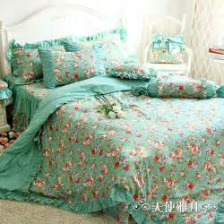 Peacock Duvet Cover Set Shop Popular Vintage Style Comforter Sets From China