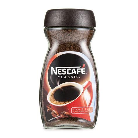 Coffee Nescafe nescaf 233 classic instant coffee 200g woolworths co za