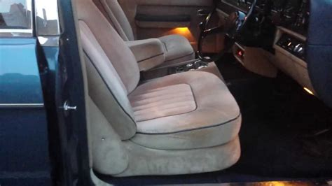 bentley suede bentley rare factory suede velour seats cloth option