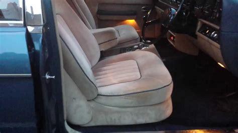 bentley suede bentley rare factory suede velour seats cloth option