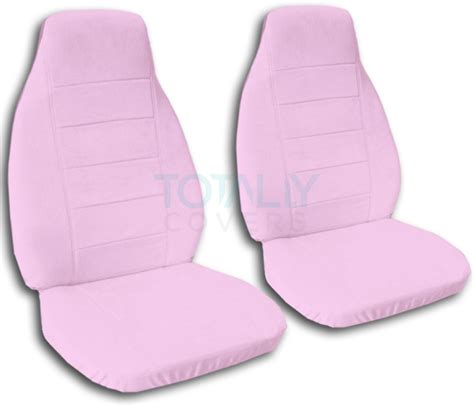 pink car seat cover solid color car seat covers front semi custom black