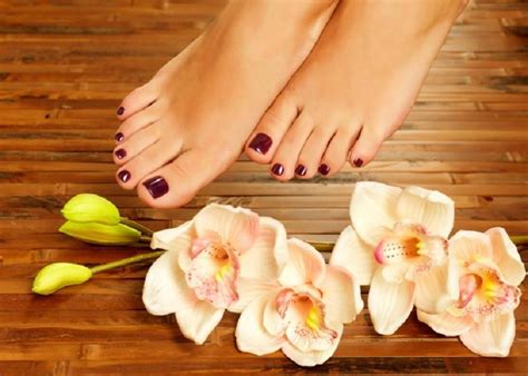 and pedicure for only 99 fresh salon spa