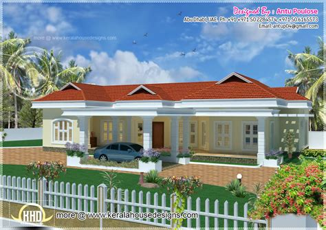 beautiful bungalow house home plans and designs with photos beautiful bungalow in 2900 square feet kerala home