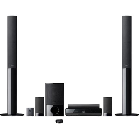 sony bdv e500w home theater system bdve500w b h photo