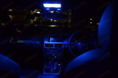 Interior Leds by 2010 Audi A4 With Complete Audi Led Interior Package