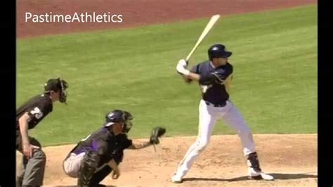 baseball swing slow motion ryan braun slow motion home run baseball swing hitting