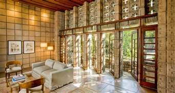 Millard House Design Frank Lloyd Wright S Millard House For Sale