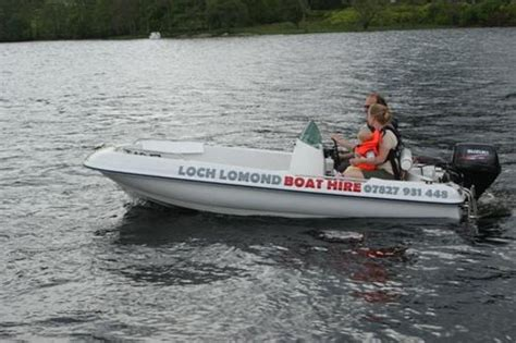 fishing boat hire on loch lomond motor boat hire scotland 171 all boats