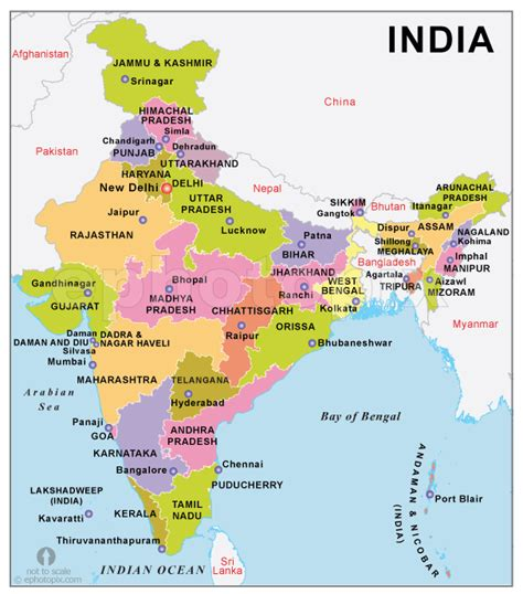 printable india map political india map outline clip art 28