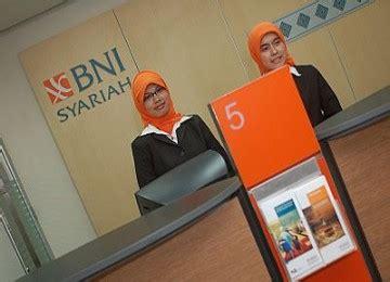 pt bank syariah bni bni syariah incar porsi pembiayaan produktif ke angka 60