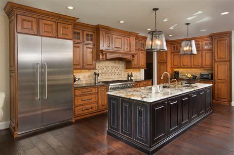 second kitchen islands luxury kitchen remodel in toledo ohio kitchen kraft inc