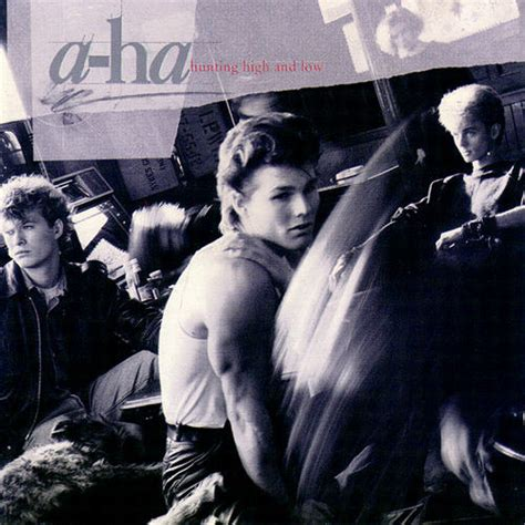 A Ha High And Low 1cd 1985 radiotocadiscos a ha high and low 1985