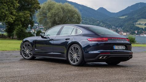 porsche panamera 2016 2016 porsche panamera photos informations articles
