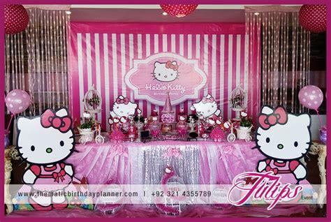 hello kitty themed birthday party ideas hello kitty birthday party theme planner in lahore
