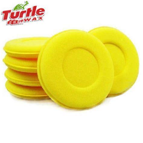 Turtlewax Sponge Hitam Turtle Wax T 9999 Yellow Sponge Pack Zhapalang E
