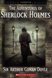 i read a book once review the adventures of sherlock