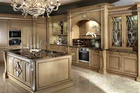 luxury kitchen furniture decor and