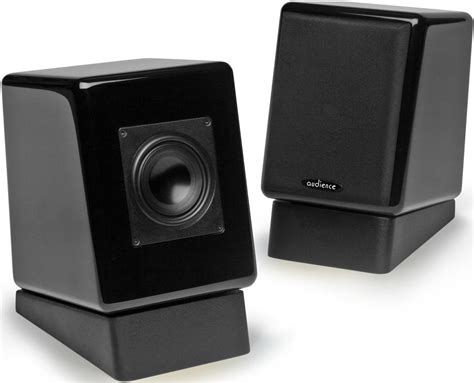 audience the one bookshelf speaker review