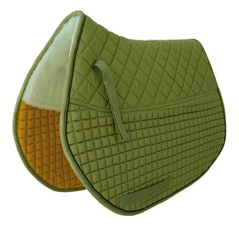 Olive Pad back therapeutic a p pad color olive