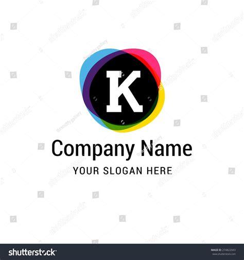 Letter K Logo Icon Design Alphabet Stock Vector 274822943 ... K Logo Design