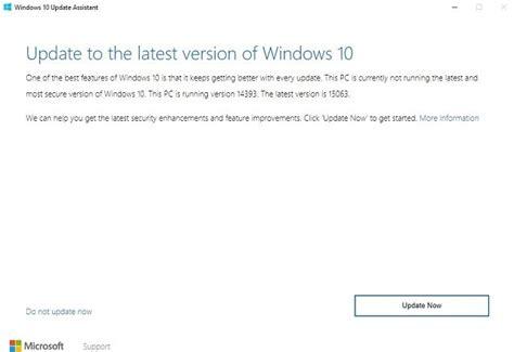 install windows 10 manually how to install windows 10 creators update manually