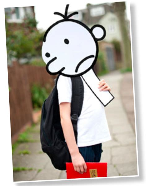 printable masks for world book day diary of a wimpy kid costume bookweek dress ups role