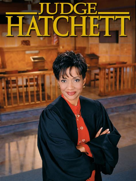tv show biography episode list judge hatchett episodes tvguide com