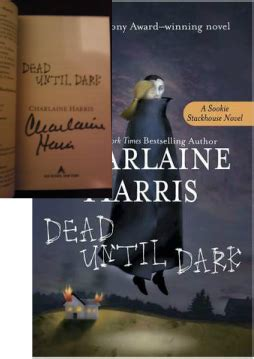 Dead Giveaway Charlaine Harris - book pop culture blog