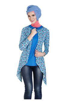 Sale Gamis By Mezora baju gamis wanita semi formal bahan satin kombinasi