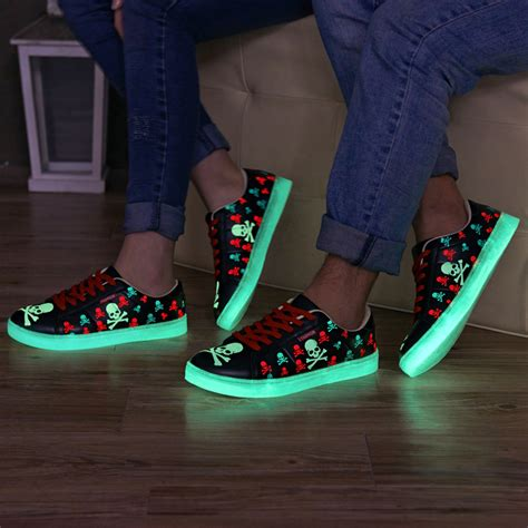 glow in the shoes glow shoes 2015 new explosion models casual shoes fashion