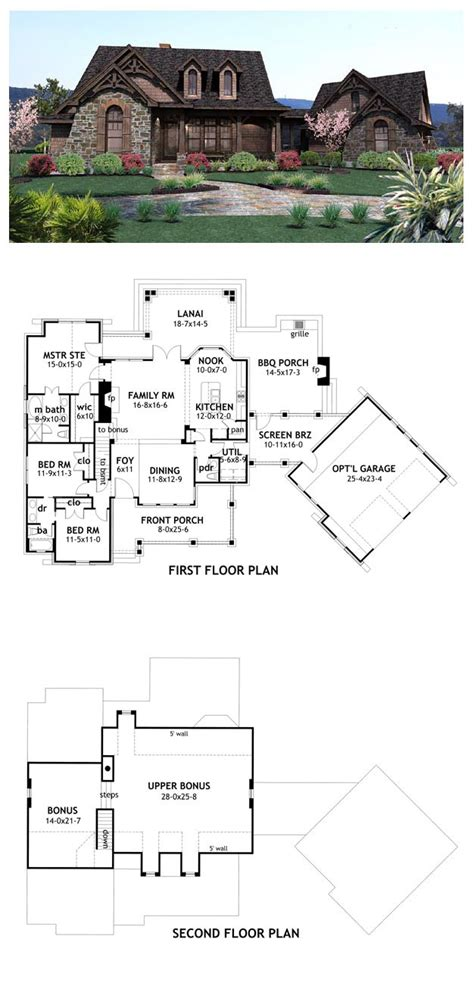 home design best tuscan house plans ideas on