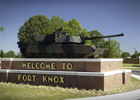 fort knox installation overview fort knox kentucky