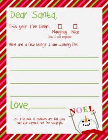 letter to santa template printable dear santa letter printable delightfully noted