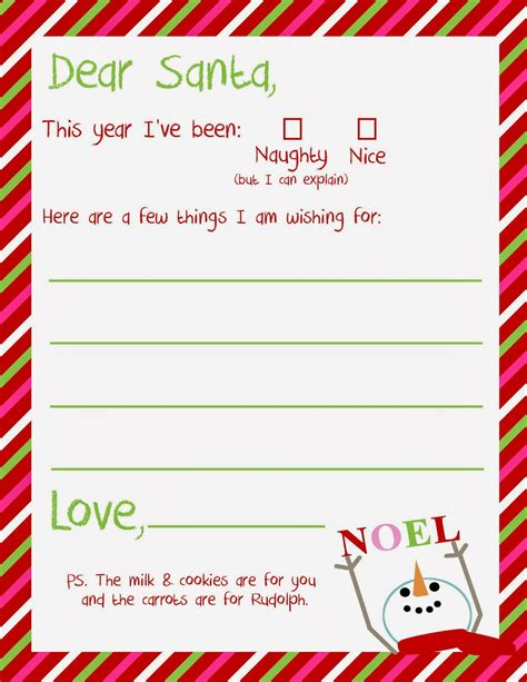 top 15 best blank letters to santa free printable templates heavy com