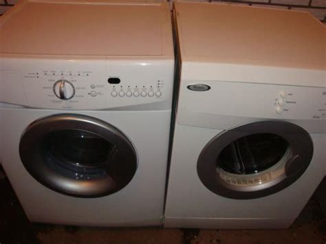 whirlpool energy 24 quot apartment size front load washer